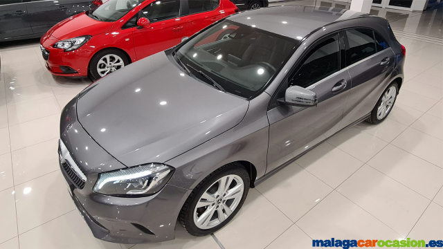 MERCEDES BENZ CLASE A  A 200 CDI BlueEFFICIENCY Urban 5p. for sale in Malaga - Image 5