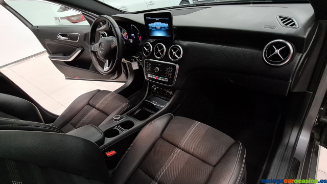 MERCEDES BENZ CLASE A  A 200 CDI BlueEFFICIENCY Urban 5p. for sale in Malaga - Image 13