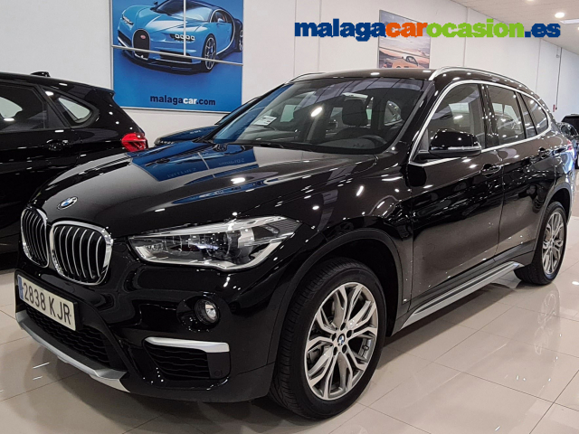 BMW X1  sDrive18d XLine5p. for sale in Malaga - Image 1