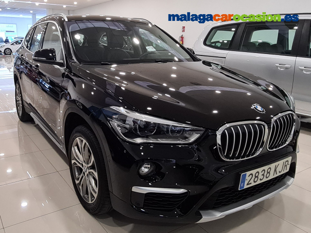 BMW X1  sDrive18d XLine5p. for sale in Malaga - Image 2