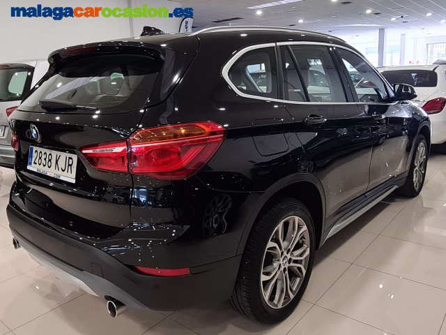 BMW X1  sDrive18d XLine5p. for sale in Malaga - Image 3