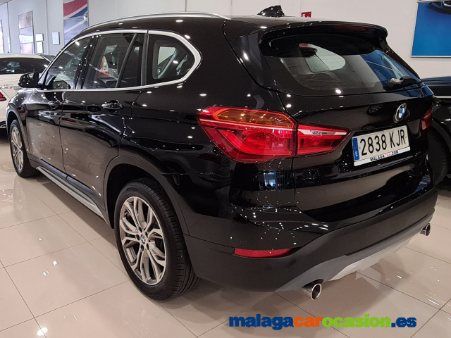 BMW X1  sDrive18d XLine5p. for sale in Malaga - Image 4