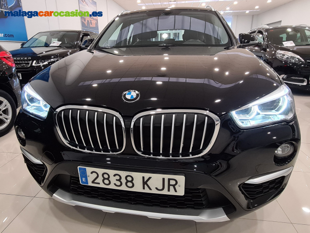 BMW X1  sDrive18d XLine5p. for sale in Malaga - Image 5