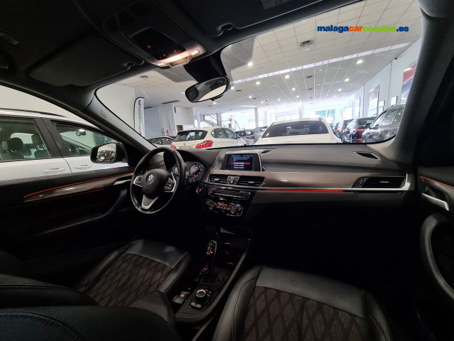 BMW X1  sDrive18d XLine5p. for sale in Malaga - Image 14