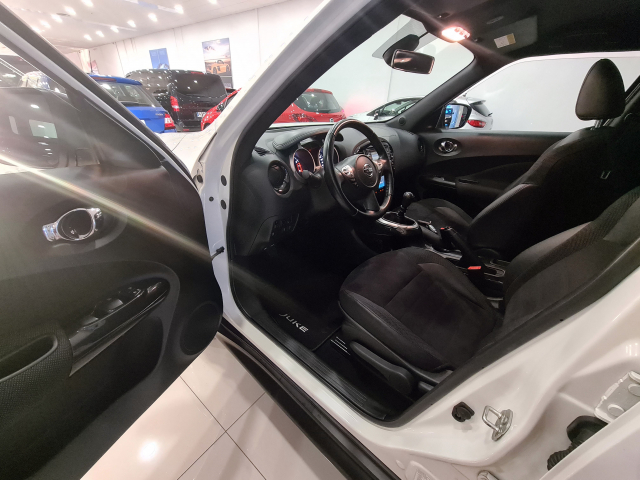 NISSAN JUKE  1.2 DIGT NCONNECTA 4X2 5p. for sale in Malaga - Image 7