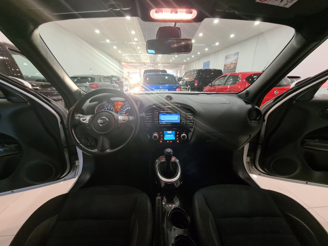 NISSAN JUKE  1.2 DIGT NCONNECTA 4X2 5p. for sale in Malaga - Image 13