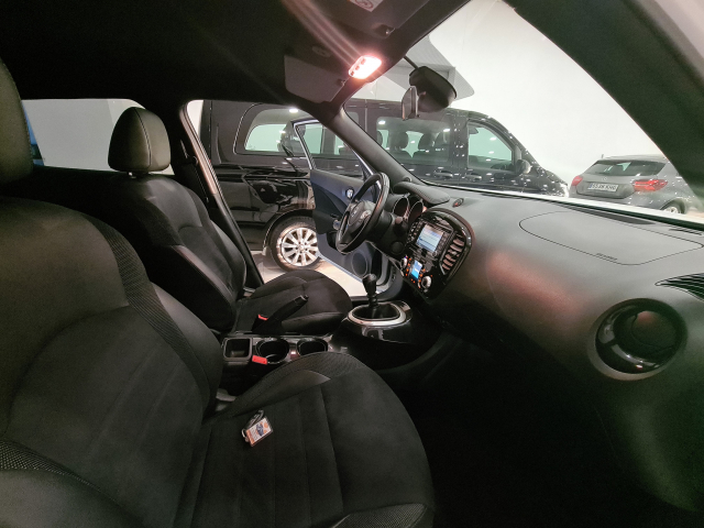 NISSAN JUKE  1.2 DIGT NCONNECTA 4X2 5p. for sale in Malaga - Image 14