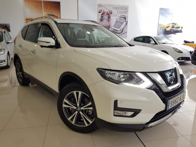 NISSAN XTRAIL X-TRAIL 1.6 dCi NCONNECTA 5p. for sale in Malaga - Image 1