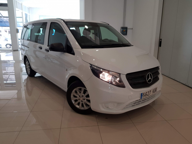 MERCEDES BENZ VITO  111 BT Tourer Sel. for sale in Malaga - Image 1