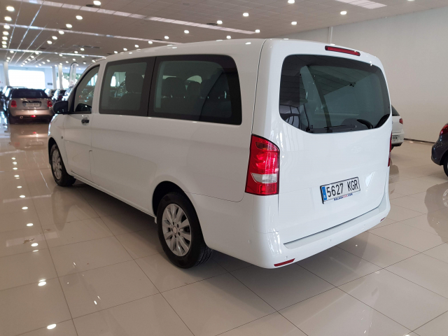 MERCEDES BENZ VITO  111 BT Tourer Sel. for sale in Malaga - Image 3