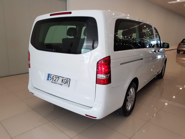 MERCEDES BENZ VITO  111 BT Tourer Sel. for sale in Malaga - Image 4