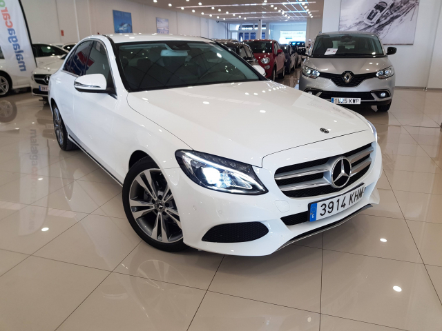 MERCEDES BENZ Clase C C 220 CDI for sale in Malaga - Image 1