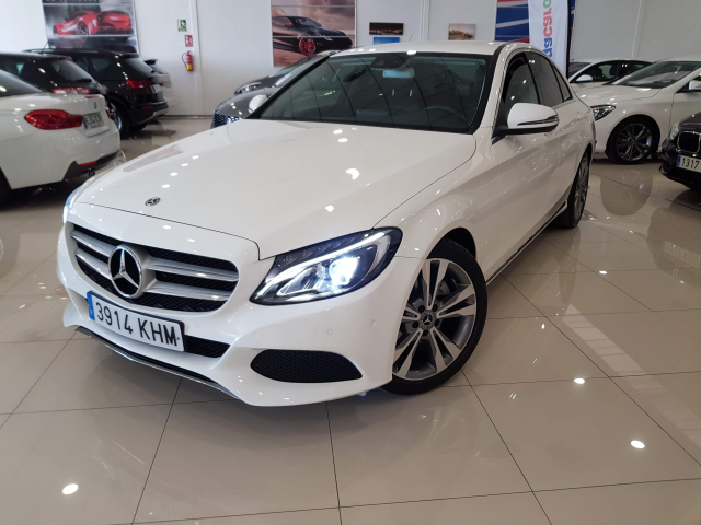 MERCEDES BENZ Clase C C 220 CDI for sale in Malaga - Image 2