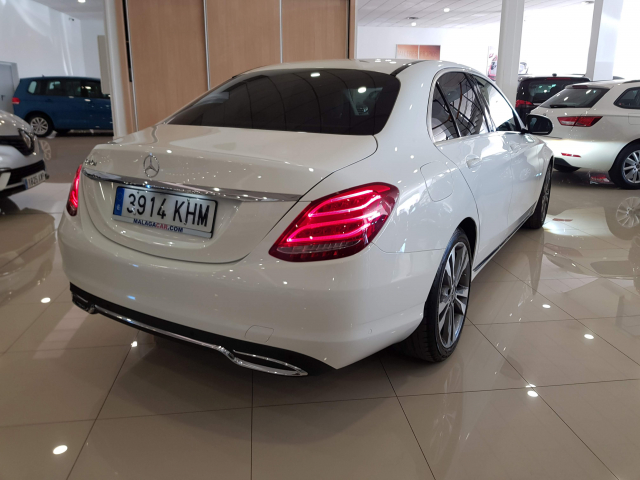 MERCEDES BENZ Clase C C 220 CDI for sale in Malaga - Image 4