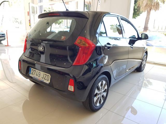 KIA PICANTO  1.0 CVVT TECH 69cv 5p. de ocasión en Málaga - Foto 4