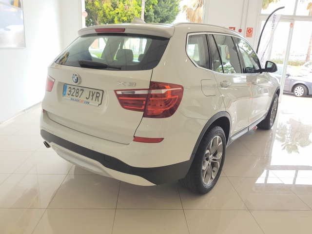 BMW X3  sDrive18d 5p. for sale in Malaga - Image 4
