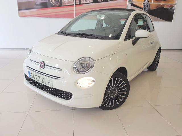 FIAT 500C  1.2 8v 51kW 69CV Lounge 2p. for sale in Malaga - Image 2