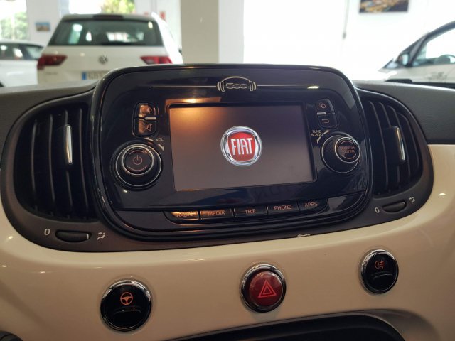 FIAT 500C  1.2 8v 51kW 69CV Lounge 2p. for sale in Malaga - Image 14