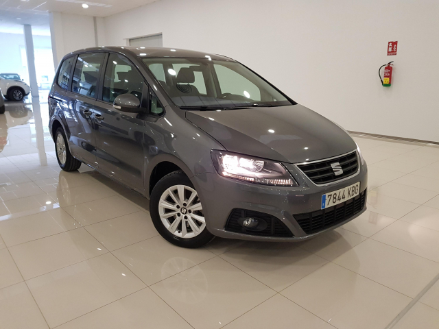 SEAT ALHAMBRA  2.0 TDI 150 CV Ecomotive SS Reference Plus 5p. for sale in Malaga - Image 1