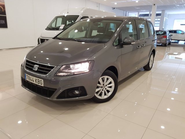 SEAT ALHAMBRA  2.0 TDI 150 CV Ecomotive SS Reference Plus 5p. for sale in Malaga - Image 2