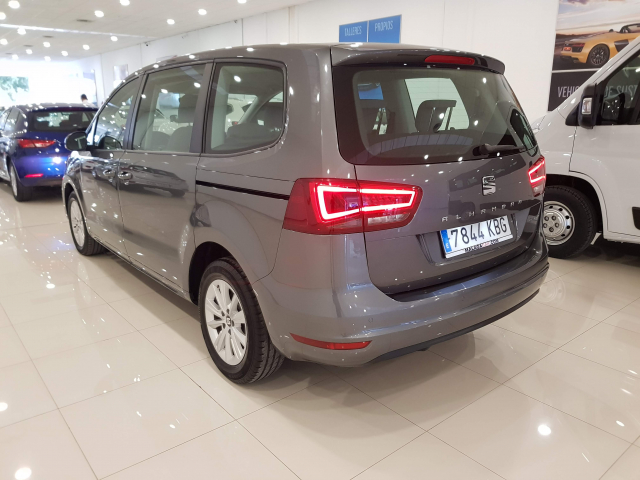 SEAT ALHAMBRA  2.0 TDI 150 CV Ecomotive SS Reference Plus 5p. for sale in Malaga - Image 3