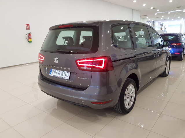 SEAT ALHAMBRA  2.0 TDI 150 CV Ecomotive SS Reference Plus 5p. for sale in Malaga - Image 4