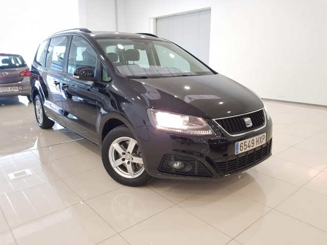 SEAT ALHAMBRA  2.0 TDI 140 CV EEcomotive Style 5p. for sale in Malaga - Image 1