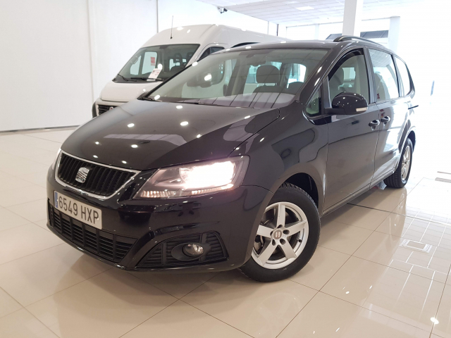 SEAT ALHAMBRA  2.0 TDI 140 CV EEcomotive Style 5p. for sale in Malaga - Image 2