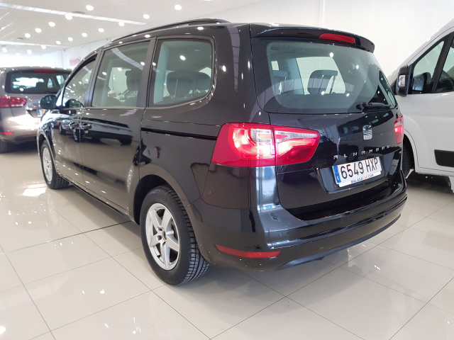 SEAT ALHAMBRA  2.0 TDI 140 CV EEcomotive Style 5p. for sale in Malaga - Image 3