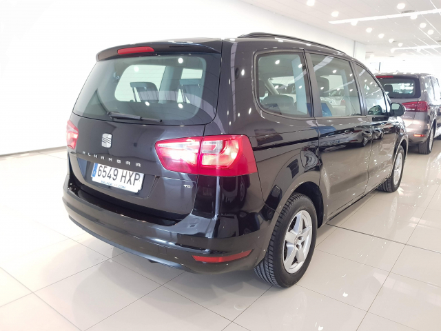 SEAT ALHAMBRA  2.0 TDI 140 CV EEcomotive Style 5p. for sale in Malaga - Image 4