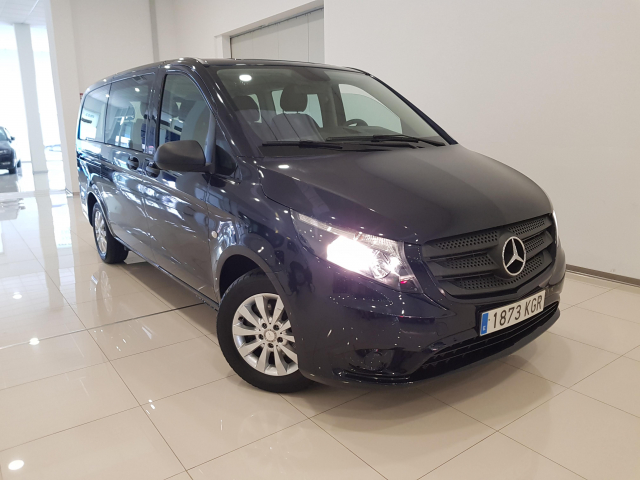 MERCEDES BENZ VITO  114 BT Tourer Select Larga 4p. for sale in Malaga - Image 1