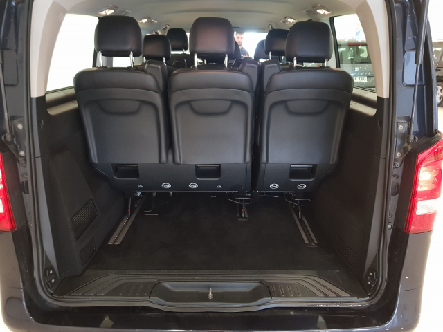 MERCEDES BENZ VITO  114 BT Tourer Select Larga 4p. for sale in Malaga - Image 5