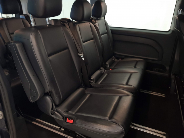 MERCEDES BENZ VITO  114 BT Tourer Select Larga 4p. for sale in Malaga - Image 7