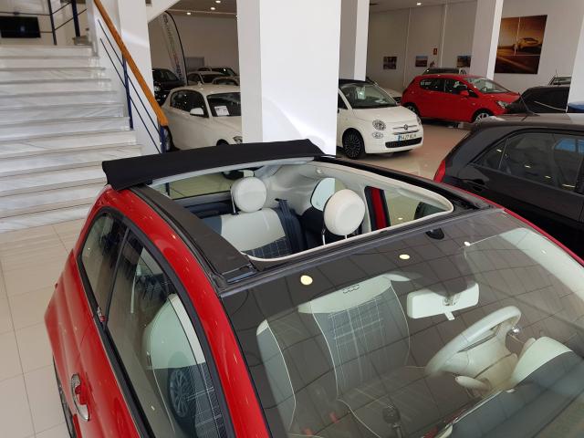 FIAT 500C  1.2 8v 51kW 69CV Lounge 2p. de ocasión en Málaga - Foto 5