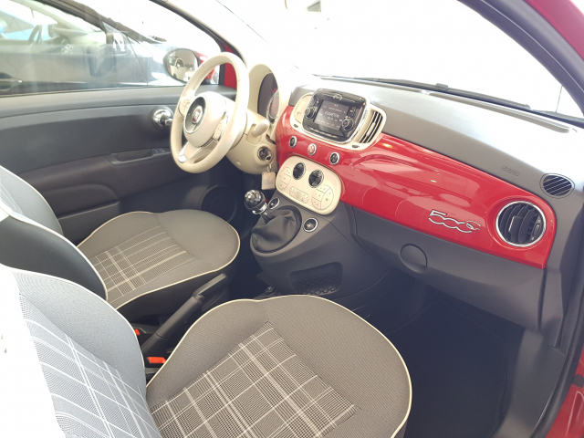 FIAT 500C  1.2 8v 51kW 69CV Lounge 2p. for sale in Malaga - Image 7