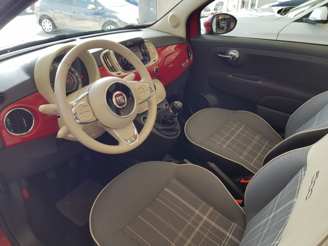 FIAT 500C  1.2 8v 51kW 69CV Lounge 2p. for sale in Malaga - Image 8