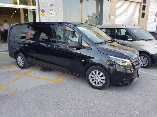 MERCEDES BENZ VITO  TOURER 114 BLUETEC for sale in Malaga - Image 2