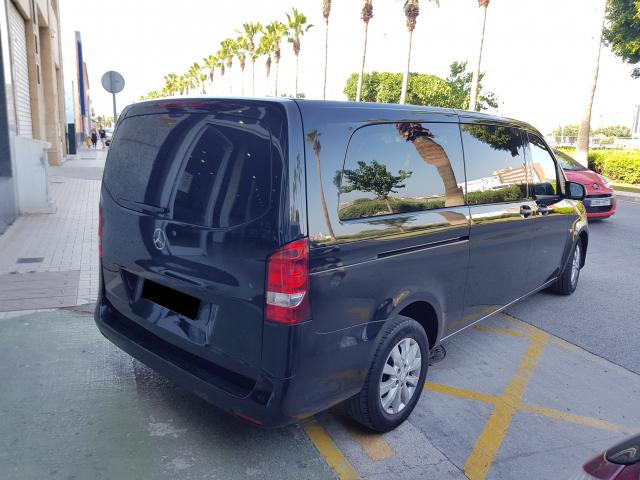 MERCEDES BENZ VITO  TOURER 114 BLUETEC for sale in Malaga - Image 3