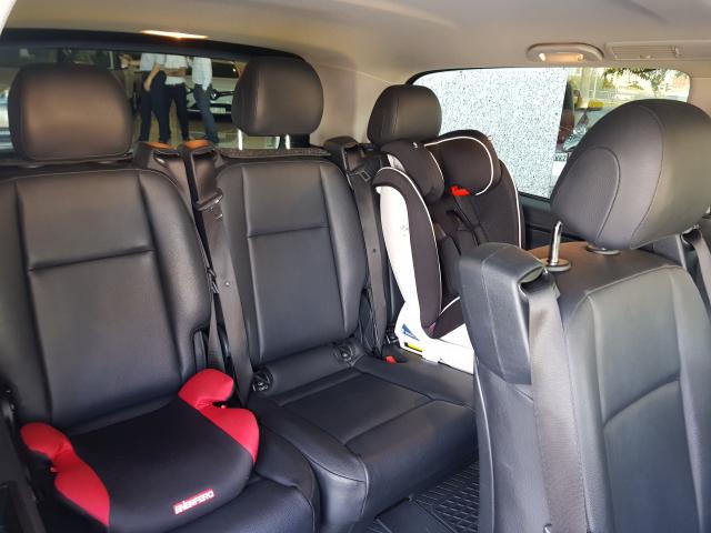 MERCEDES BENZ VITO  TOURER 114 BLUETEC for sale in Malaga - Image 5