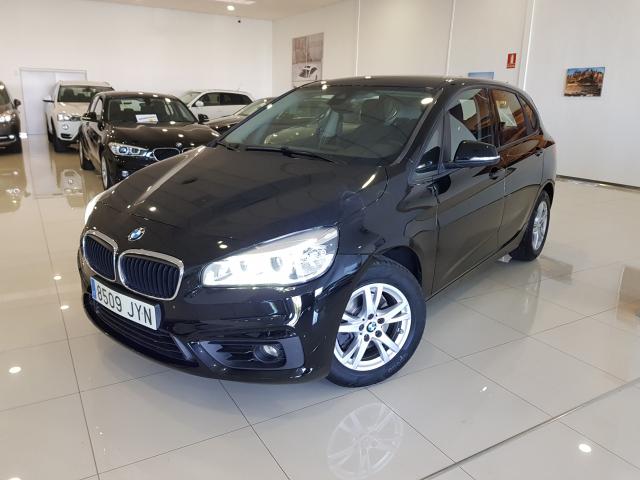 BMW SERIE 2 ACTIVE TOURER  216d 5p. de ocasión en Málaga - Foto 2