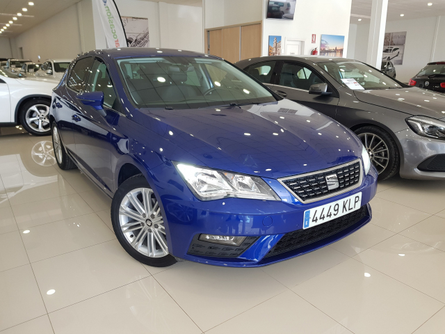 SEAT LEON León 1.4 TSI 110kW ACT StSp Xcellence 5p. for sale in Malaga - Image 1