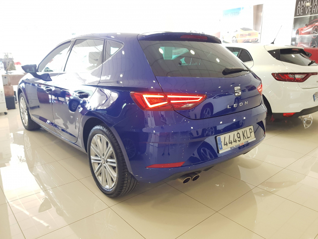 SEAT LEON León 1.4 TSI 110kW ACT StSp Xcellence 5p. for sale in Malaga - Image 3