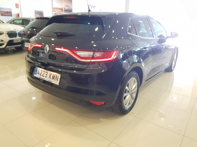 RENAULT MEGANE  TECH ROAD 100CV for sale in Malaga - Image 4