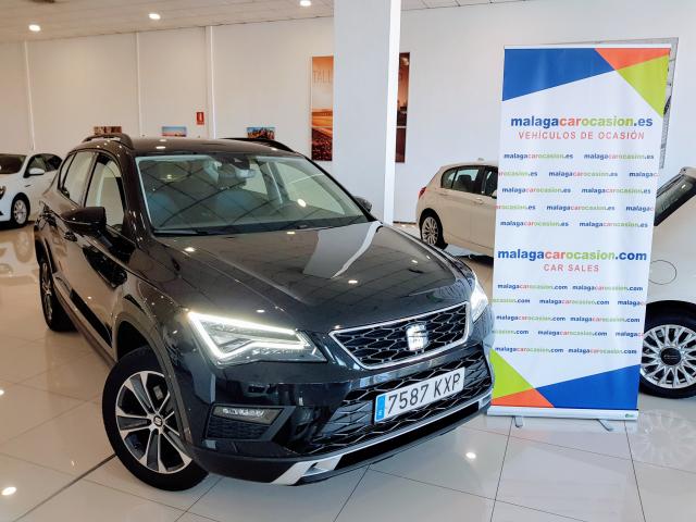 SEAT Ateca  1.5 EcoTSI 150cv StSp DSG 5p. for sale in Malaga - Image 1