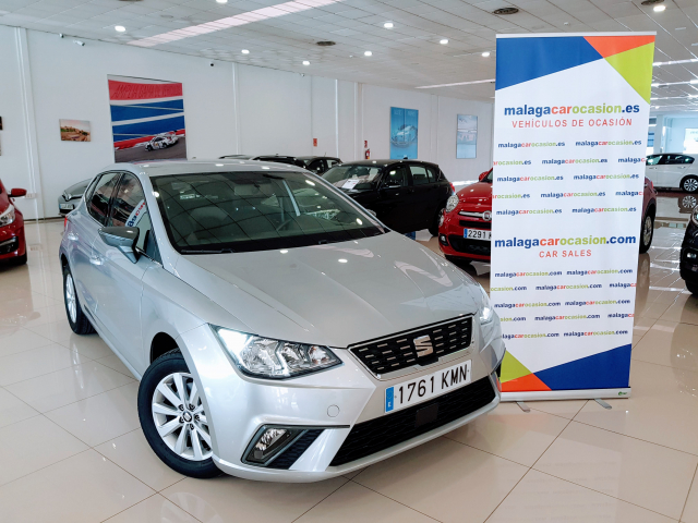 SEAT IBIZA  1.0 EcoTSI 85kW 115CV DSG Xcellence 5p. for sale in Malaga - Image 1