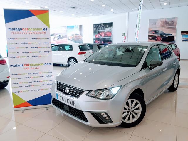 SEAT IBIZA  1.0 EcoTSI 85kW 115CV DSG Xcellence 5p. for sale in Malaga - Image 2