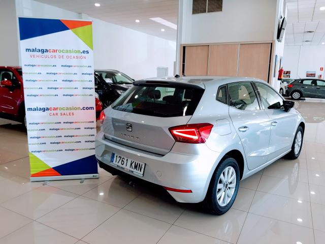 SEAT IBIZA  1.0 EcoTSI 85kW 115CV DSG Xcellence 5p. for sale in Malaga - Image 4