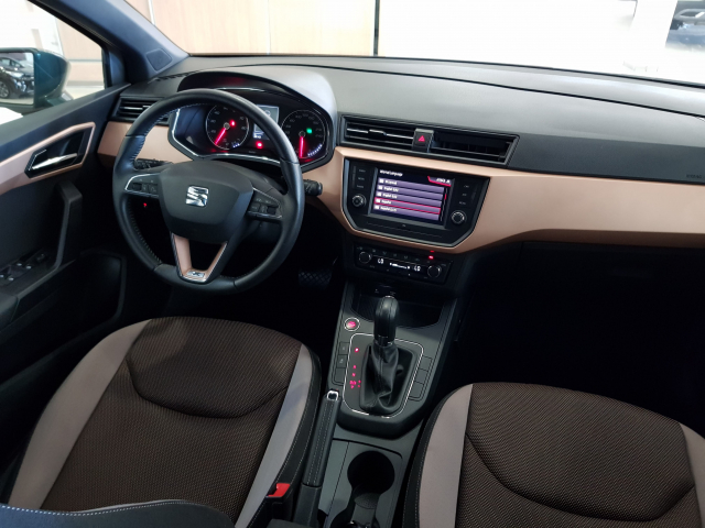 SEAT IBIZA  1.0 EcoTSI 85kW 115CV DSG Xcellence 5p. for sale in Malaga - Image 7