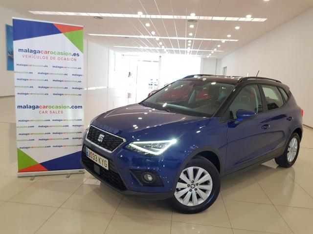 SEAT ARONA 1.0 TSI 70kW 95CV Style Ecomotive for sale in Malaga - Image 2