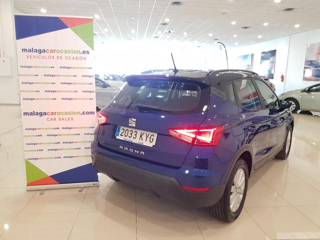 SEAT ARONA 1.0 TSI 70kW 95CV Style Ecomotive for sale in Malaga - Image 4